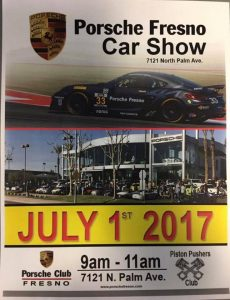 Cars & Coffee @ Porsche Fresno @ Cars & Coffee @ Porsche Fresno | Fresno | California | United States