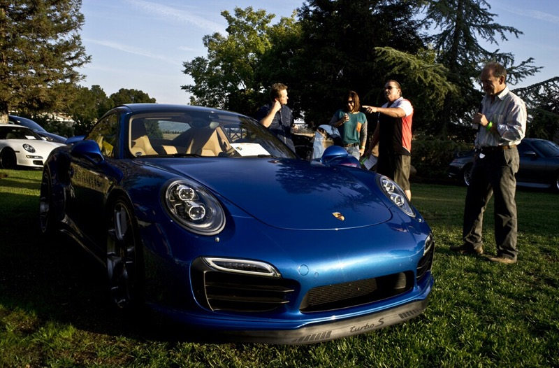 Scott Raypholtz's Porsche 911 Turbo S