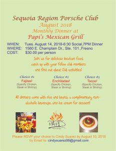 Papi's Mex Grill @ Fresno | California | United States